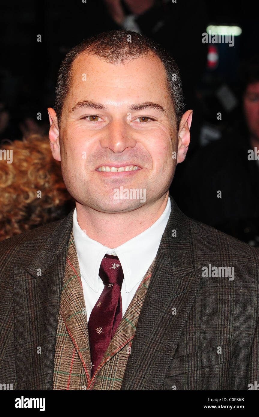 Toa Fraser The Times BFI London Film Festival at Odeon West End - 'Dean Spanley' premiere - Arrivals London, - Stock Image