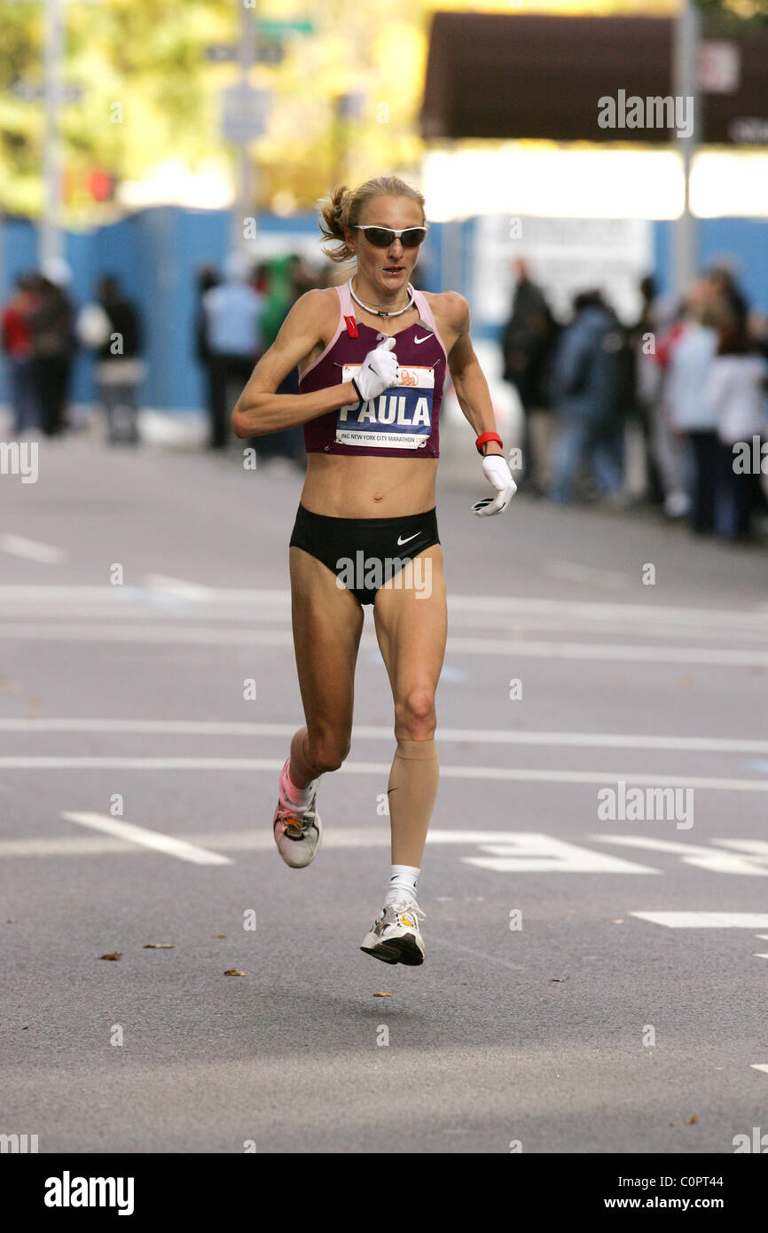 photo Paula Radcliffe long distance runner
