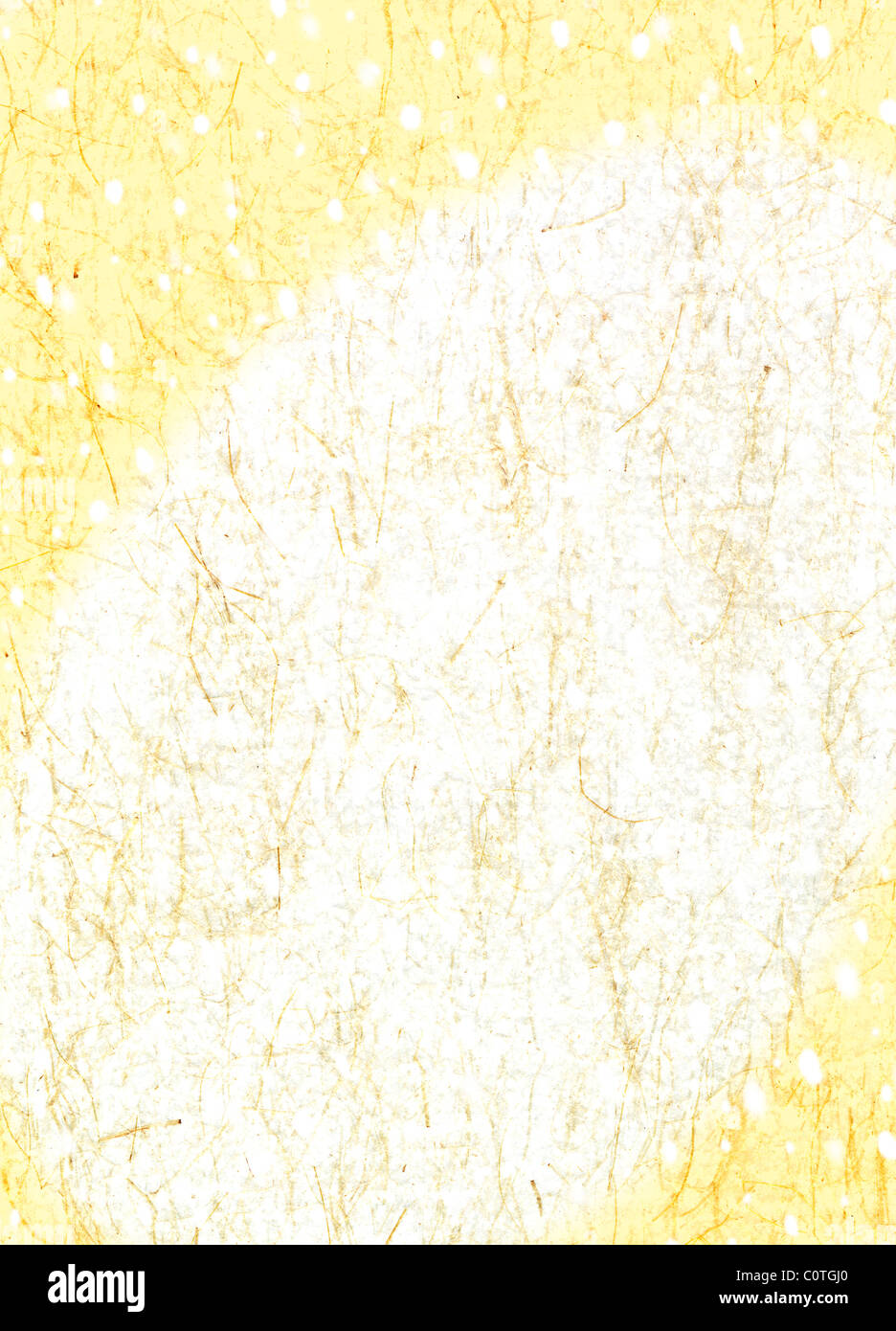 Yellow and White Backgrounds - Stock Image
