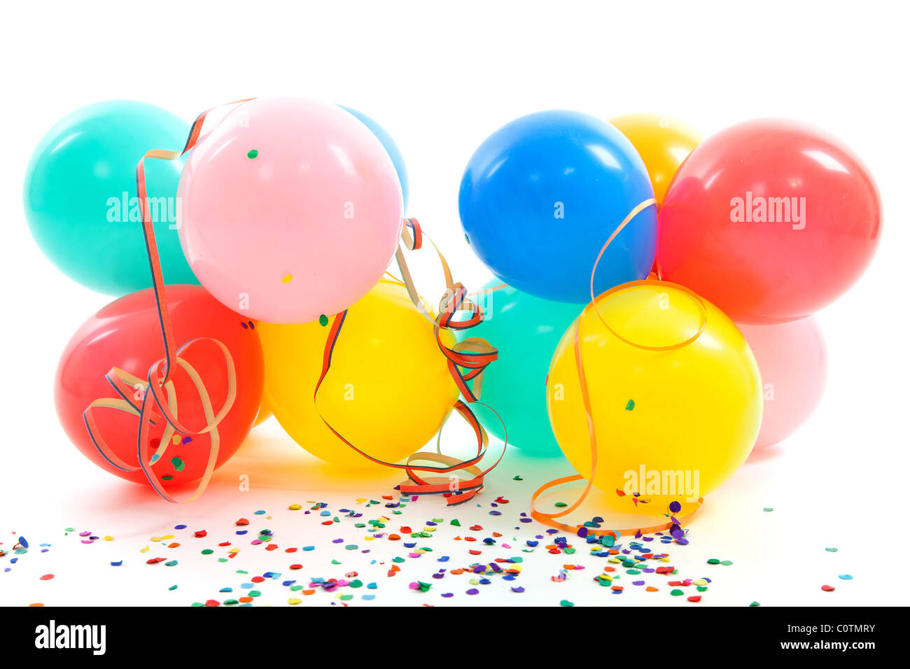 balloon streamers how to make