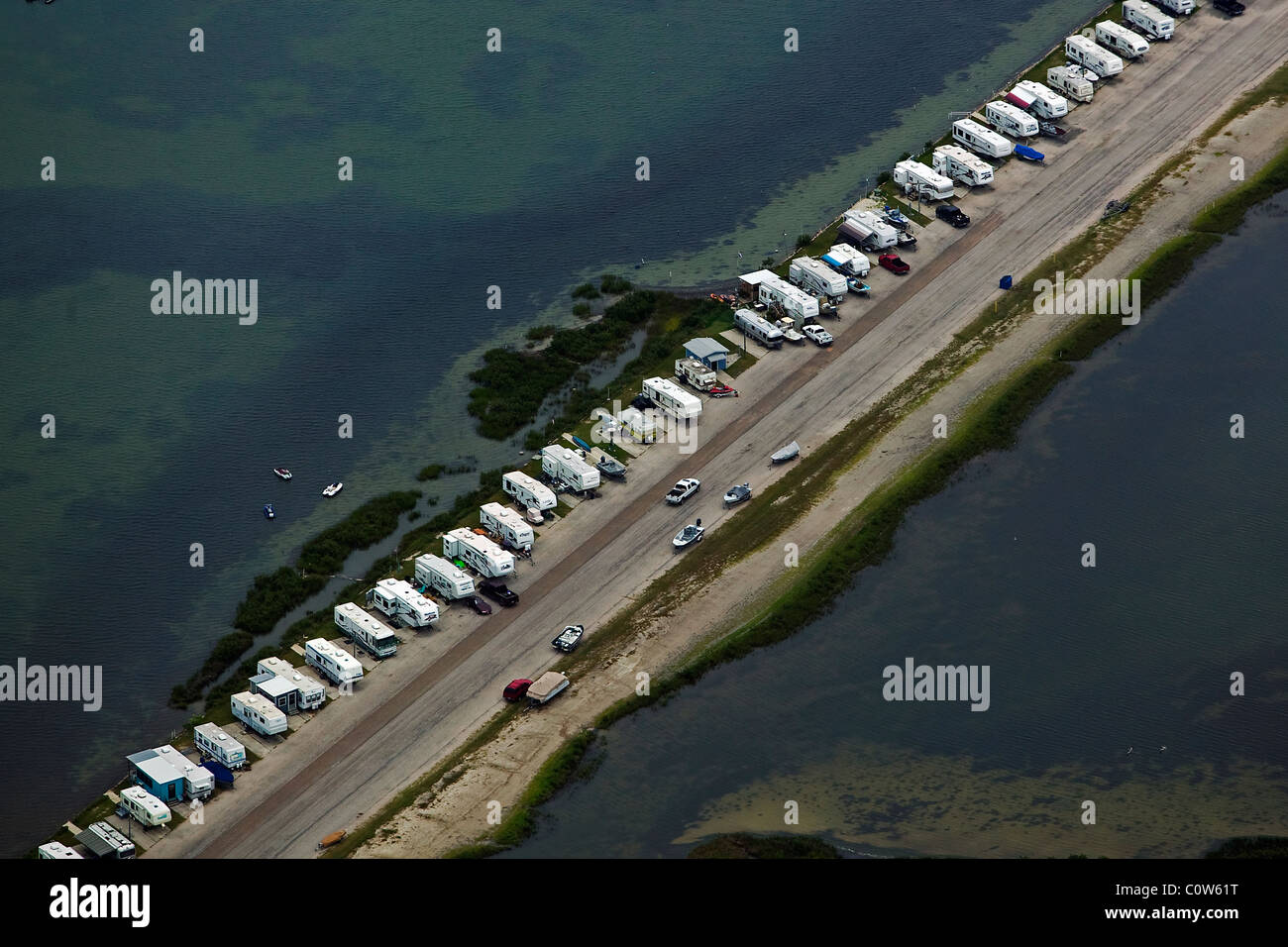 Mobile Home Park Usa Stock Photos Amp Mobile Home Park Usa