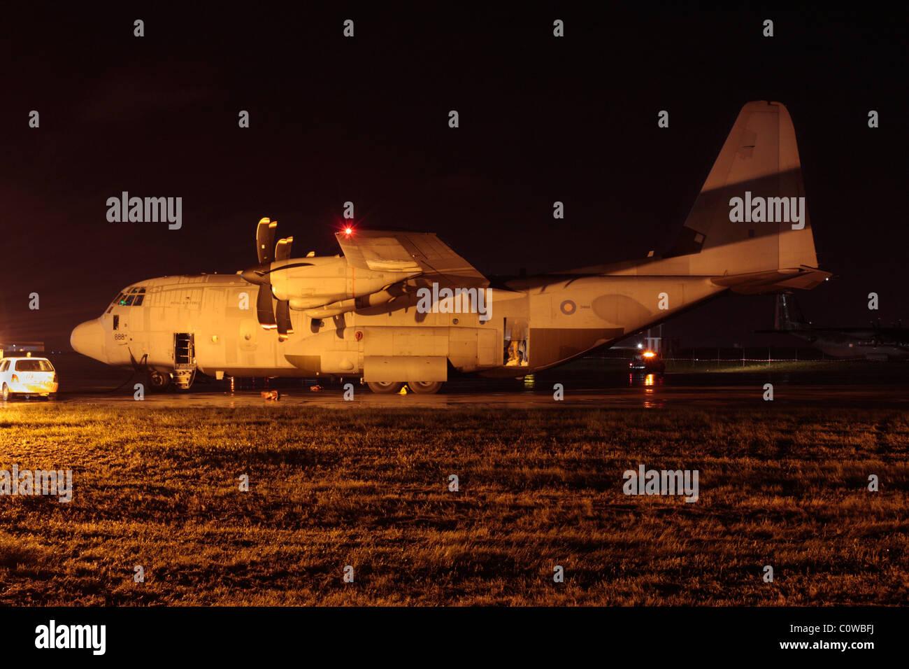 C 130 Hercules Aircraft Stock Photos & C 130 Hercules