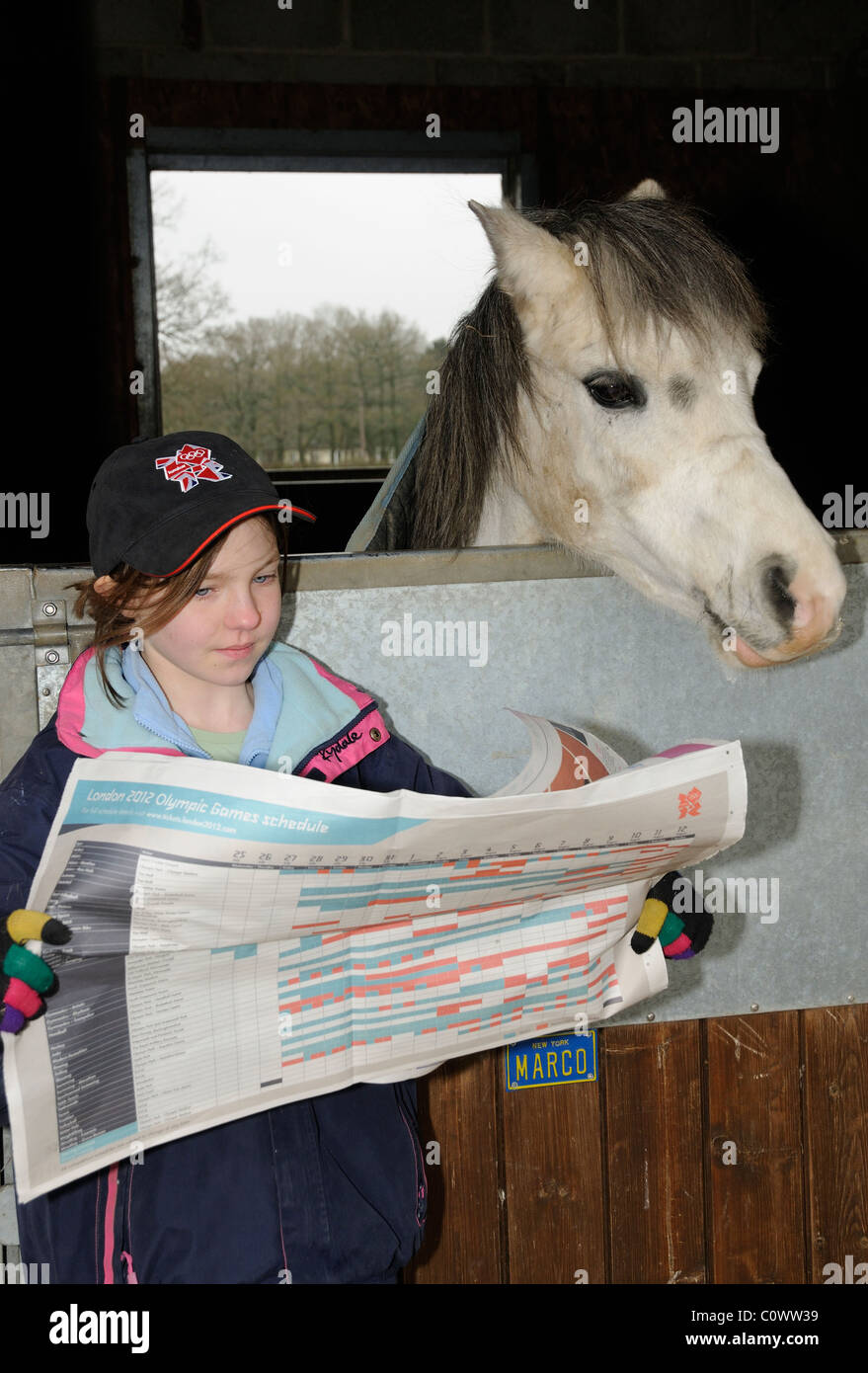 Pony Stable Stock Photos Amp Pony Stable Stock Images Alamy
