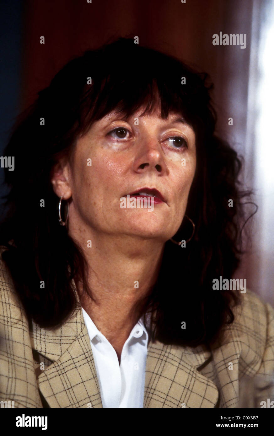 IRA Representative to the US Mairead Keane in Washington, DC. September 3, 1997 - Stock Image