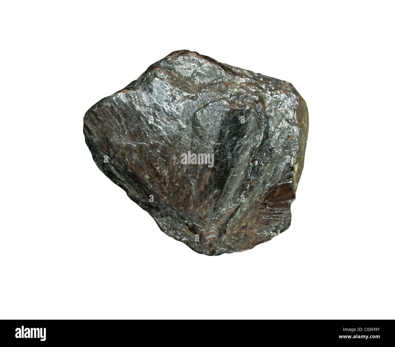 Molybdenite from New South Wales Australia - Stock Image