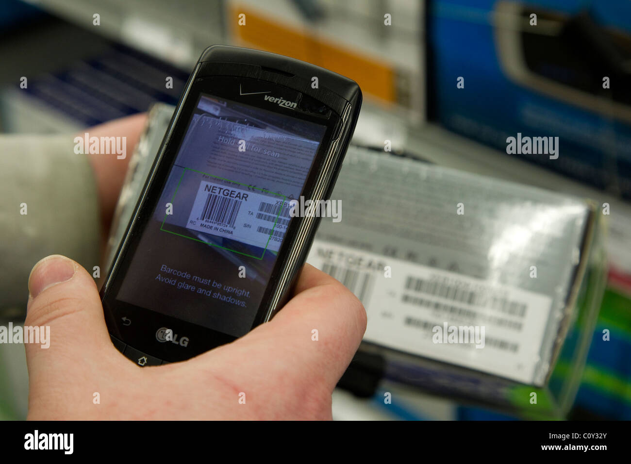 Upc Scan Stock Photos & Upc Scan Stock Images - Alamy