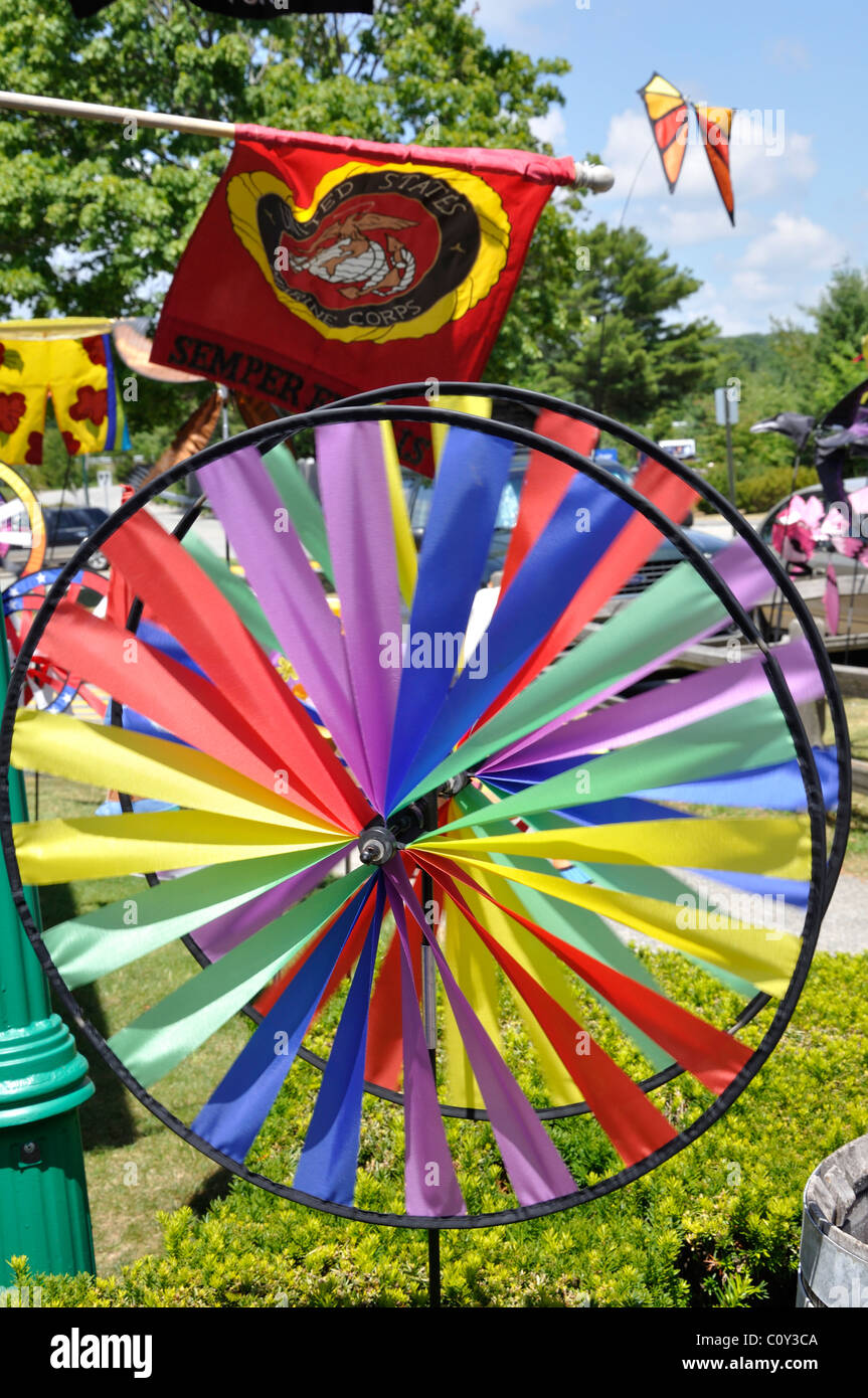 Lawn And Garden Wind Spinner