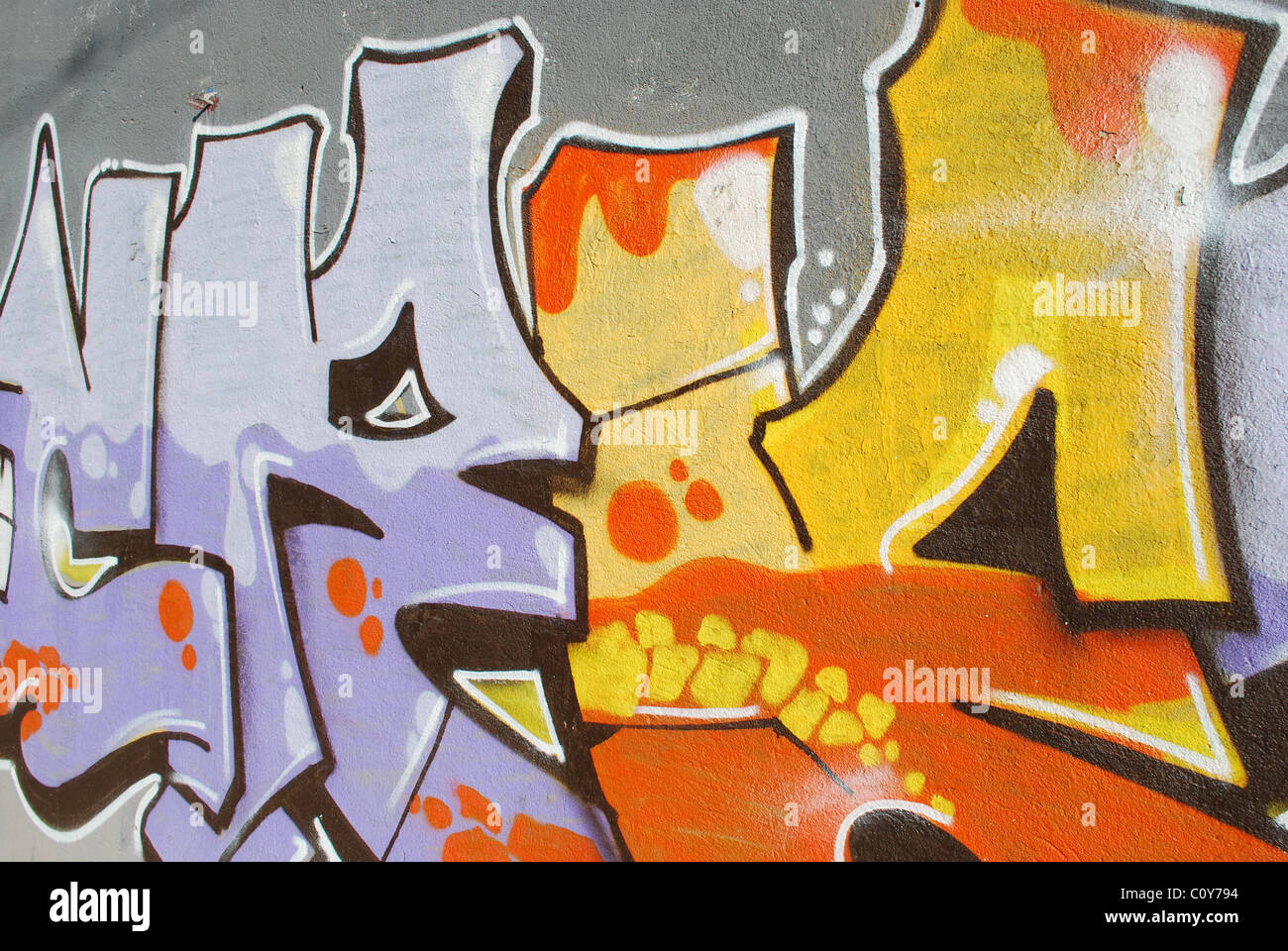 Bmx Art Wall Stock Photos & Bmx Art Wall Stock Images - Alamy