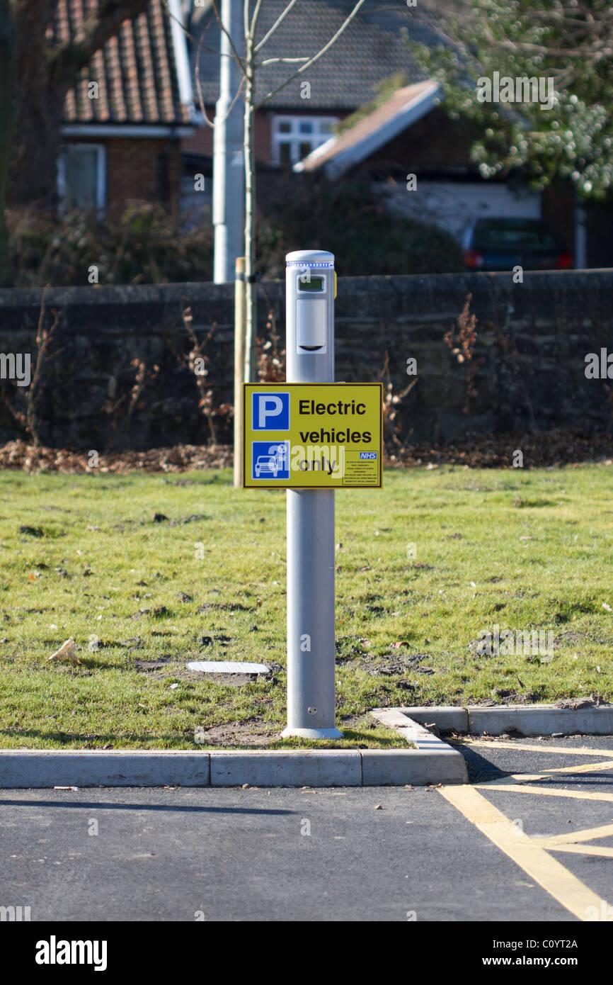 Nhs Car Electric Car Charging