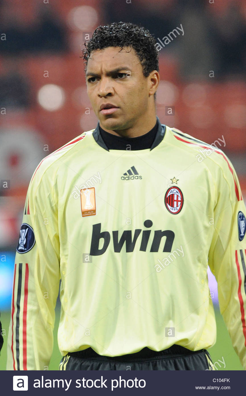 Dida Of Serie A Team Ac Milan Not Available For Publication In Stock Photo Alamy