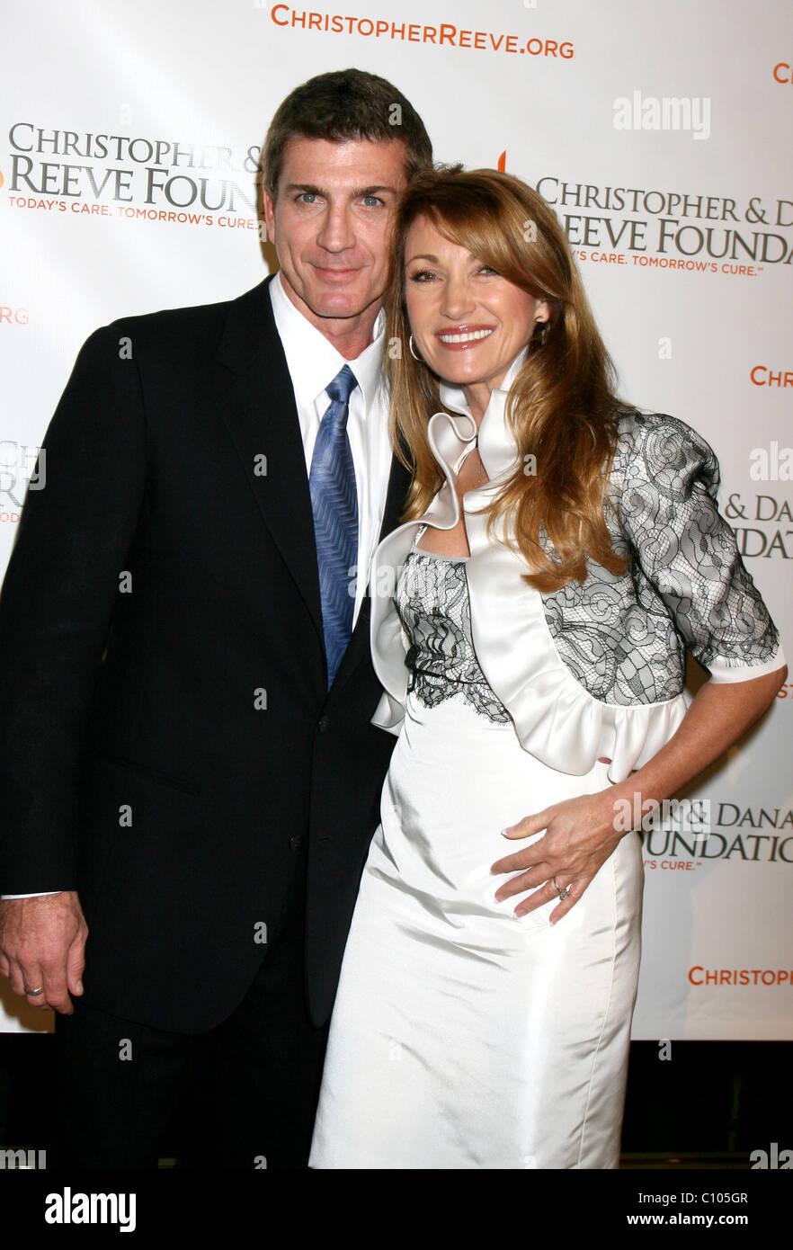 Joe Lando and Jane Seymour The Fourth Annual 'Making Magic Happen
