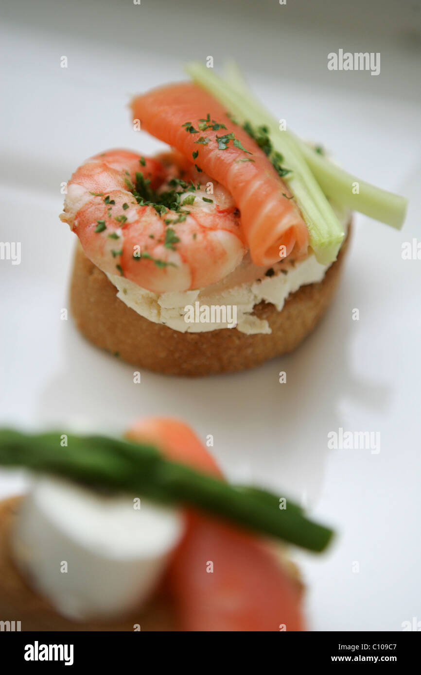 Wedding Food Salmon High Resolution Stock Photography And Images Alamy
