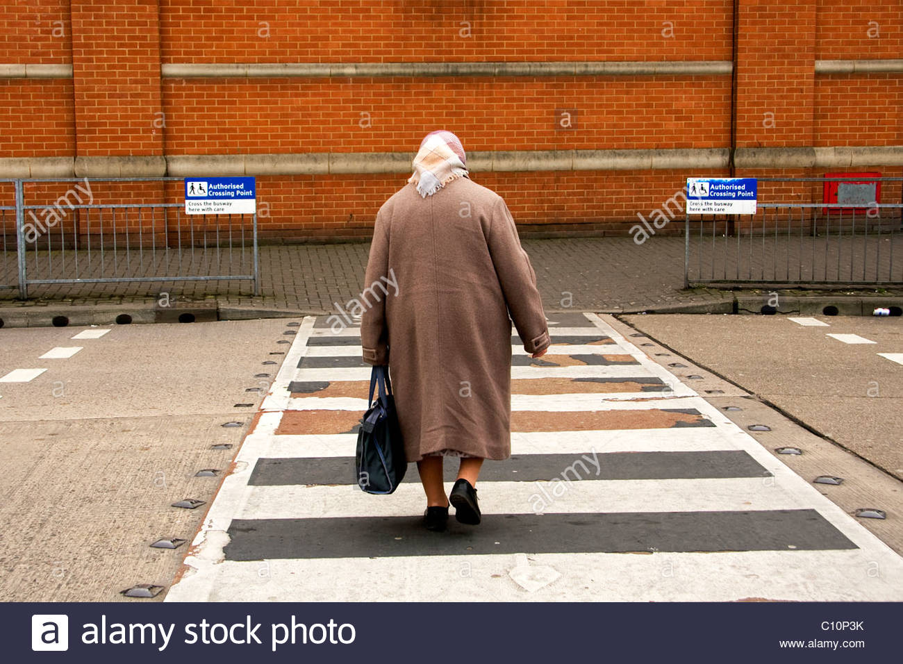 Image result for images of old lady crossing street