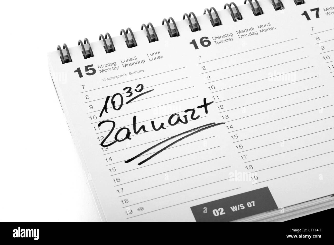 Zahnarzt Stock Photos & Zahnarzt Stock Images - Alamy