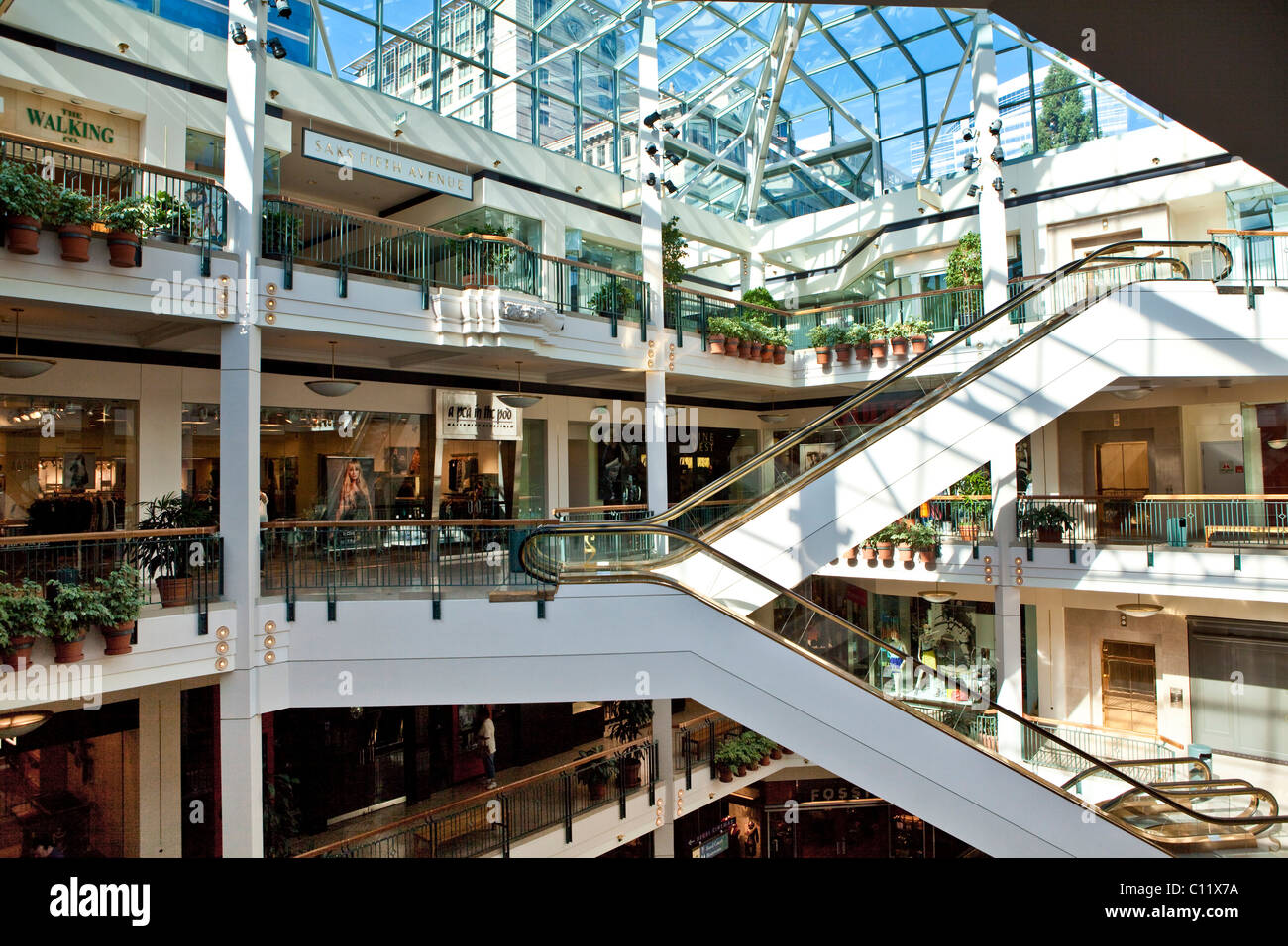 448e79762545 Pioneer Place shopping mall