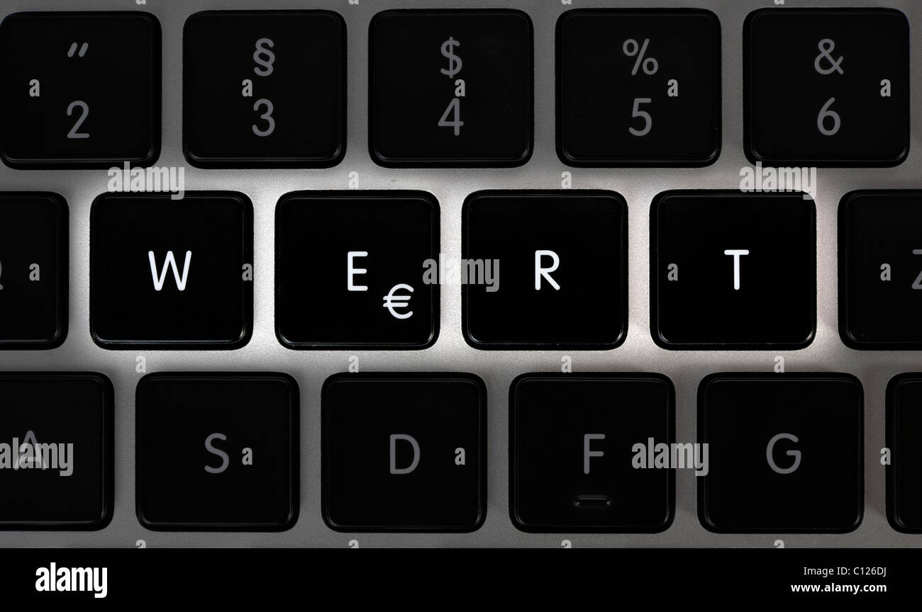 Euro Symbol Black Stock Photos Euro Symbol Black Stock Images Alamy