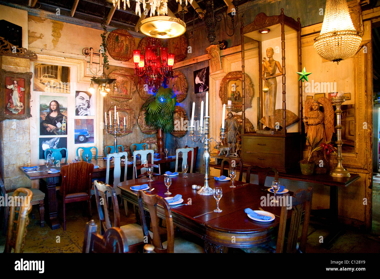 Restaurant and bar quot cape to cuba trendy