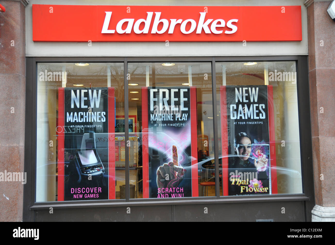 Ladbrokes betting shops ltd should sports betting be legal