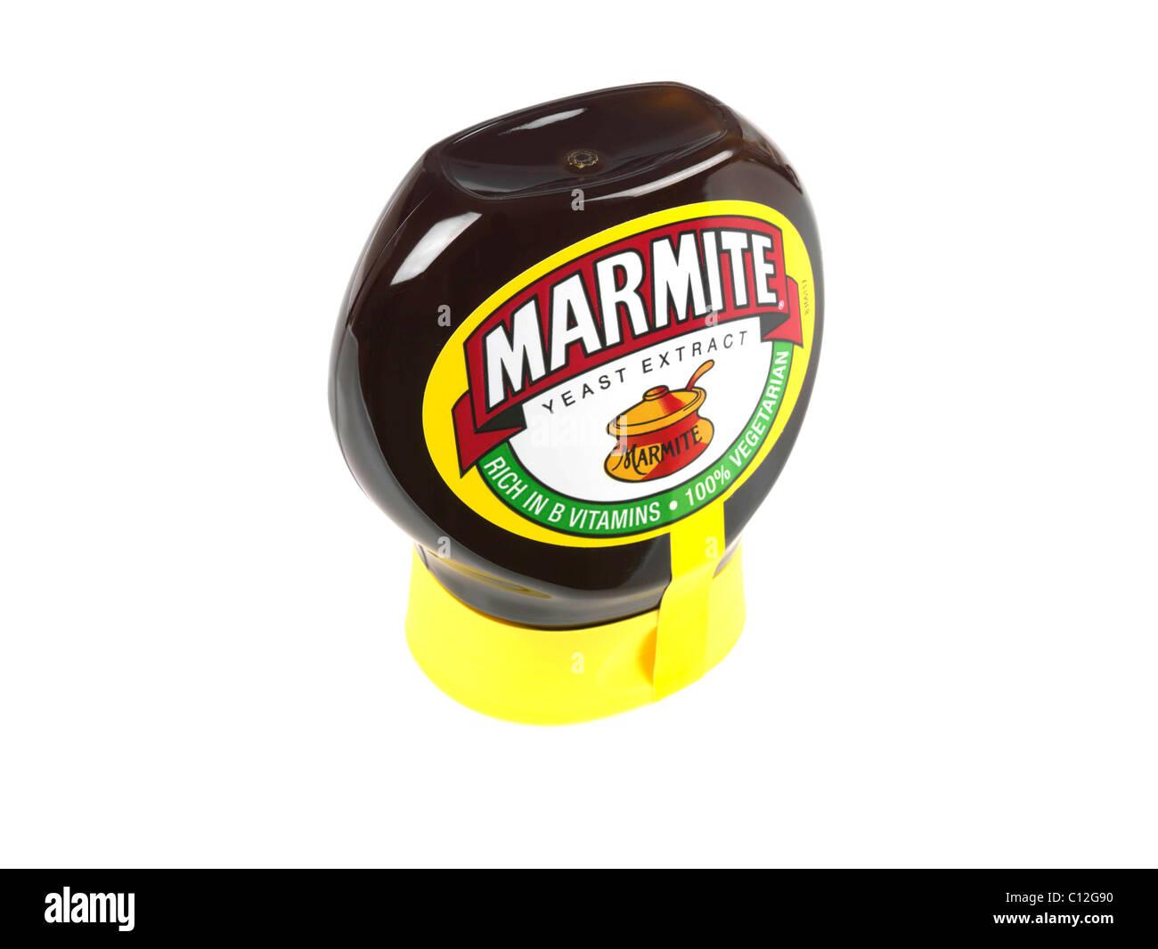 Marmite Yeast Extract - Stock Image
