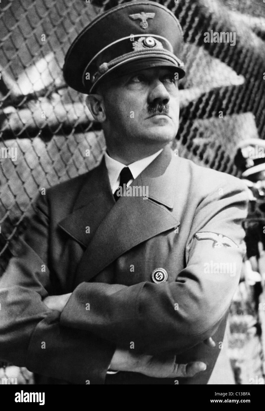 Adolf Hitler, ca. late 1930s - Stock Image