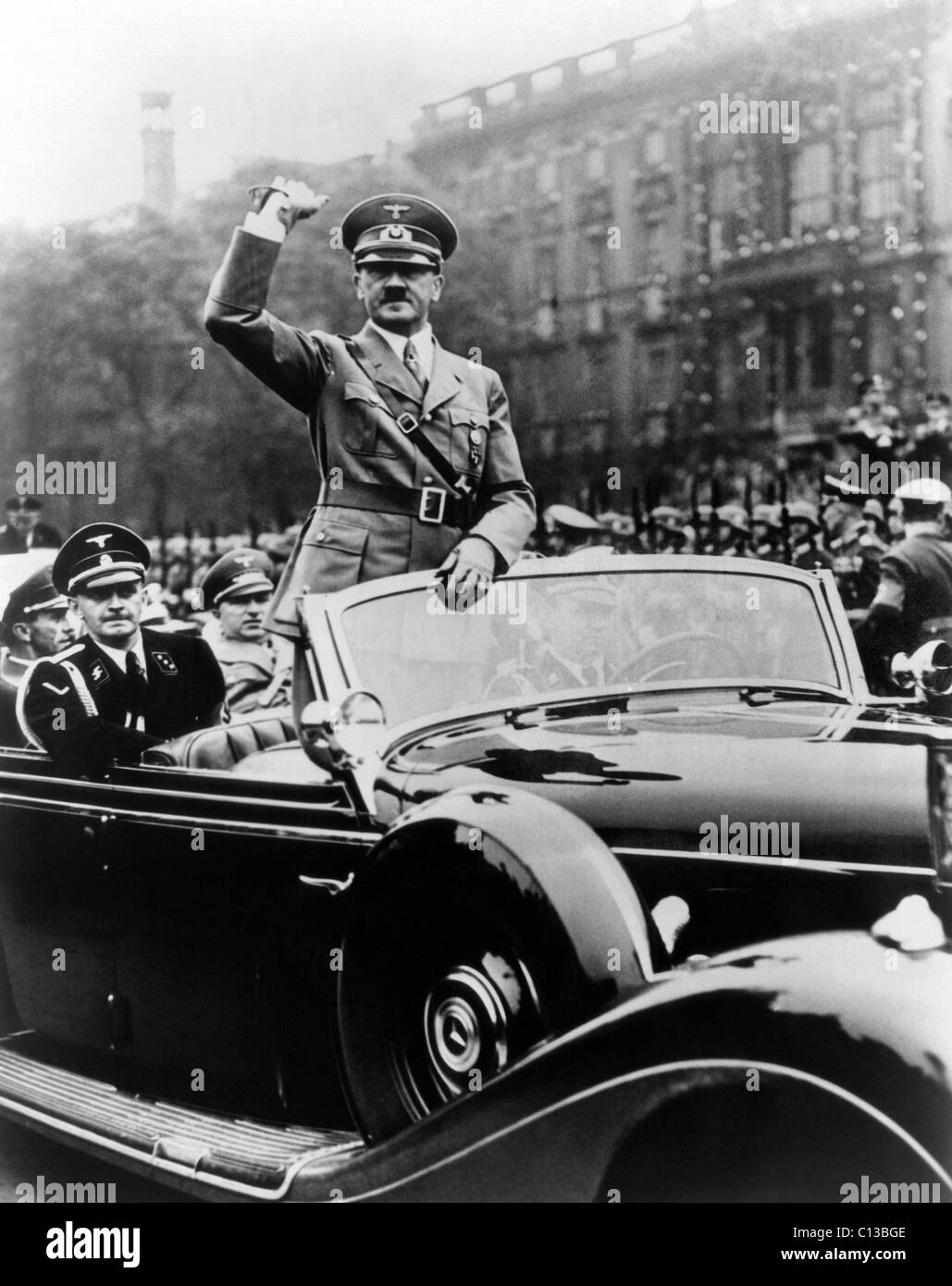 Adolf Hitler, ca. late 1930s-early 40s - Stock Image