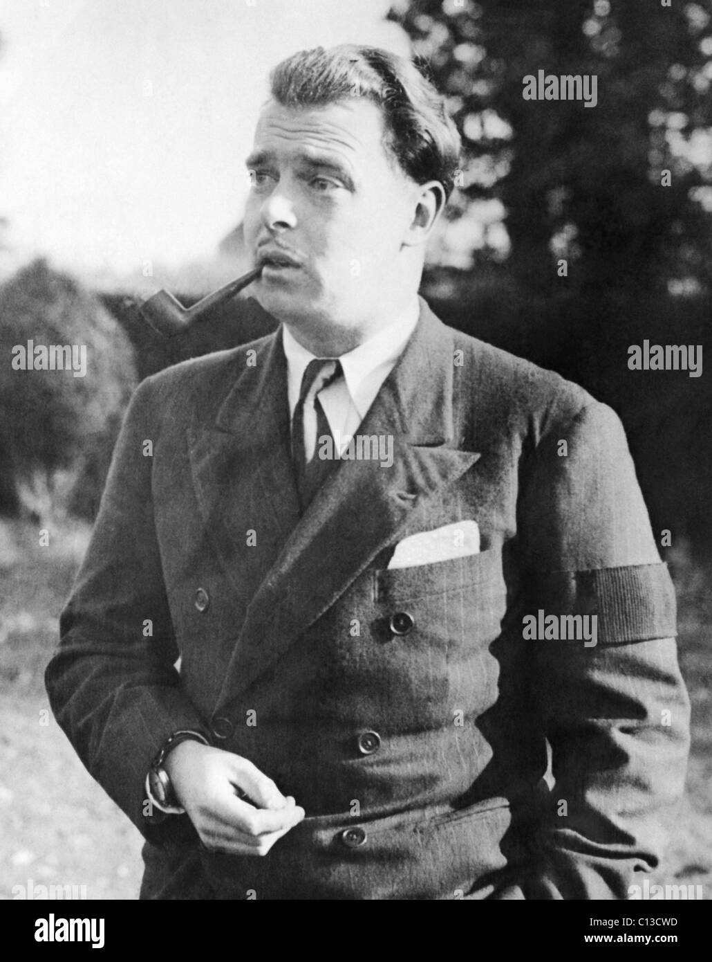 Russian Royalty. Pretender to the Russian throne Grand Duke Vladimir Cyrillovich of Russia, circa 1930s. - Stock Image