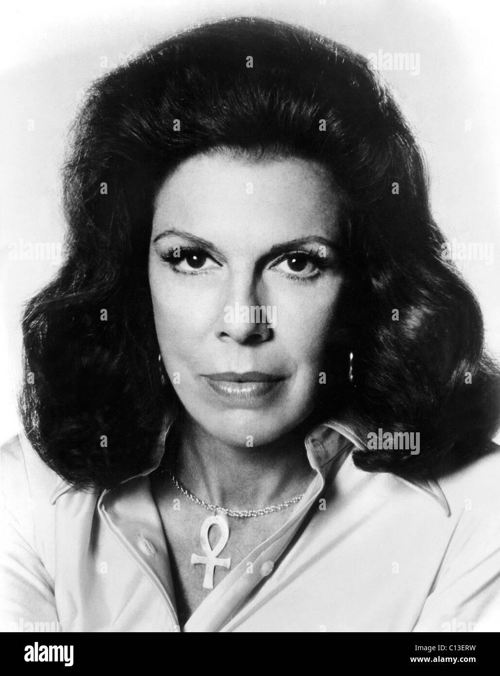JACQUELINE SUSANN, 1973 Stock Photo