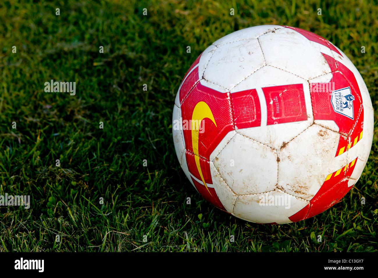 A Nike Barclays Premier League football Stock Photo  35114555 - Alamy f79438db40a8
