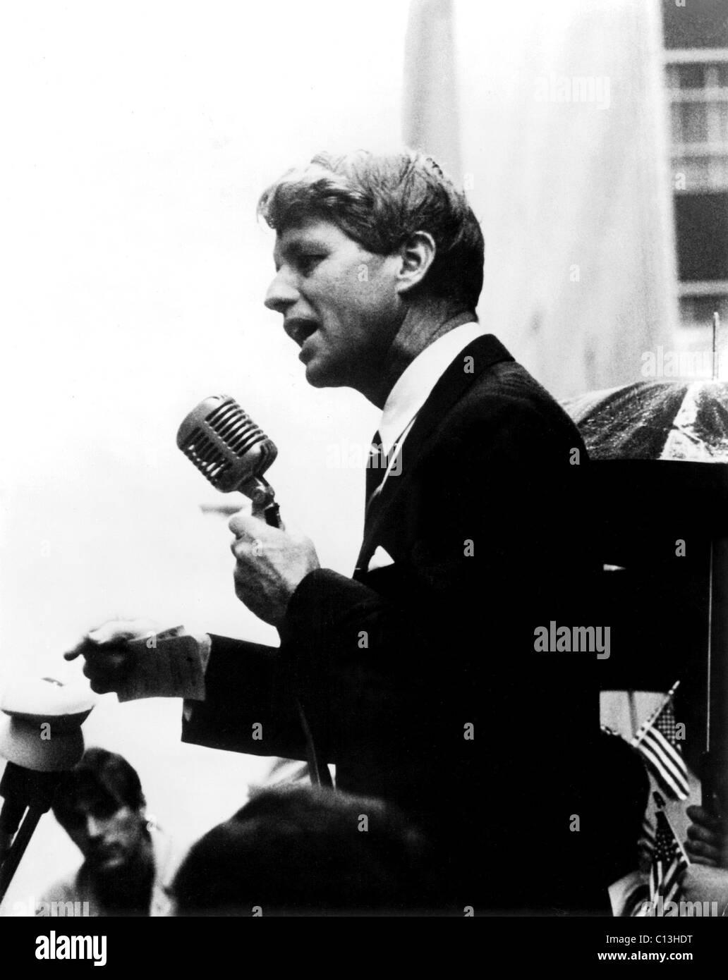 ROBERT F. KENNEDY Stock Photo