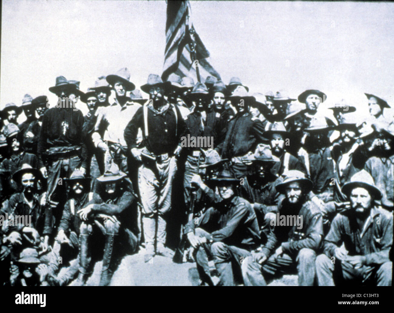 rough riders spanish american war