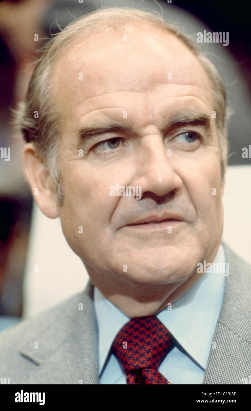 George McGovern, 1970s - Stock Image