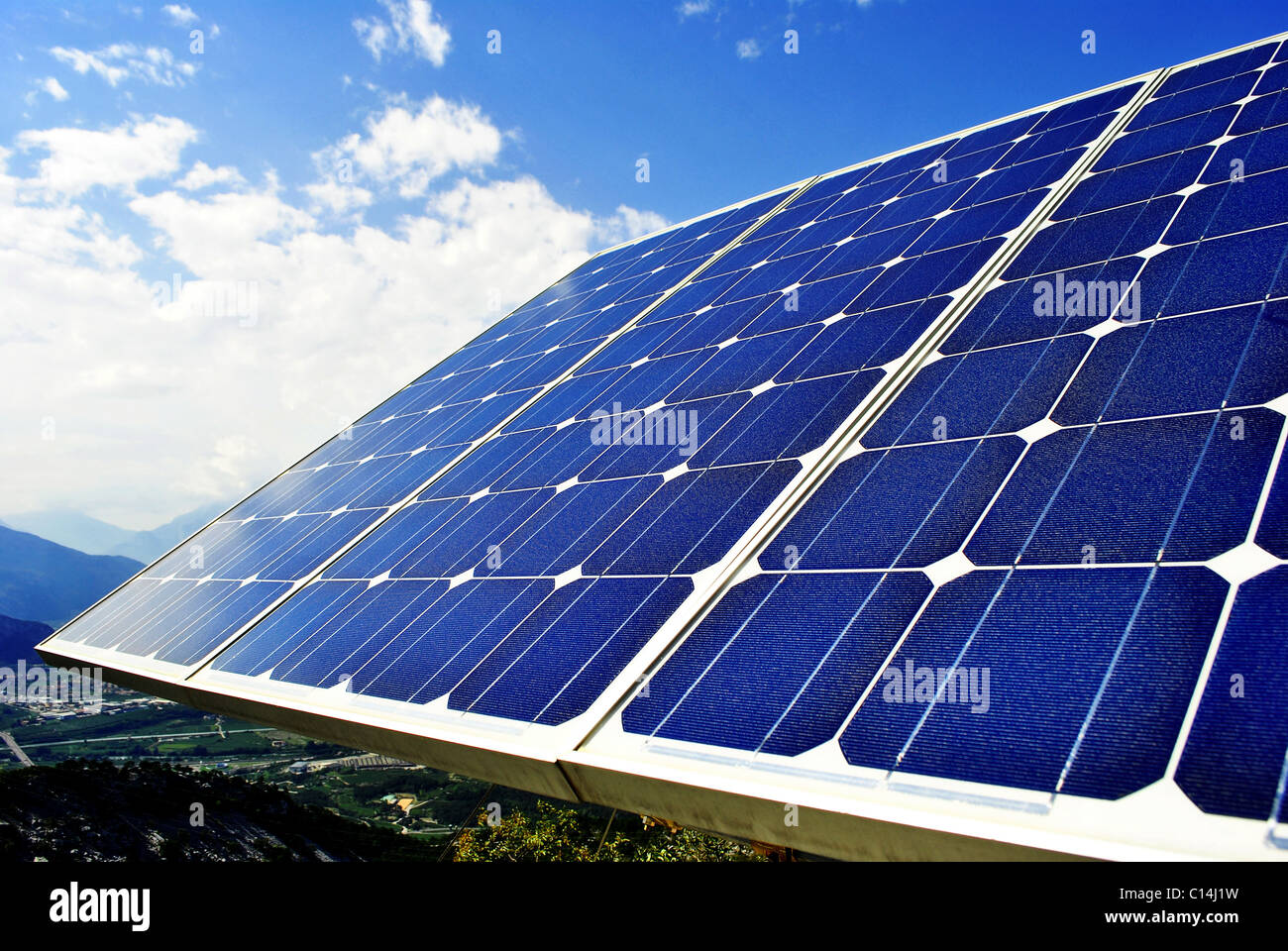 how to produce electricity from solar energy