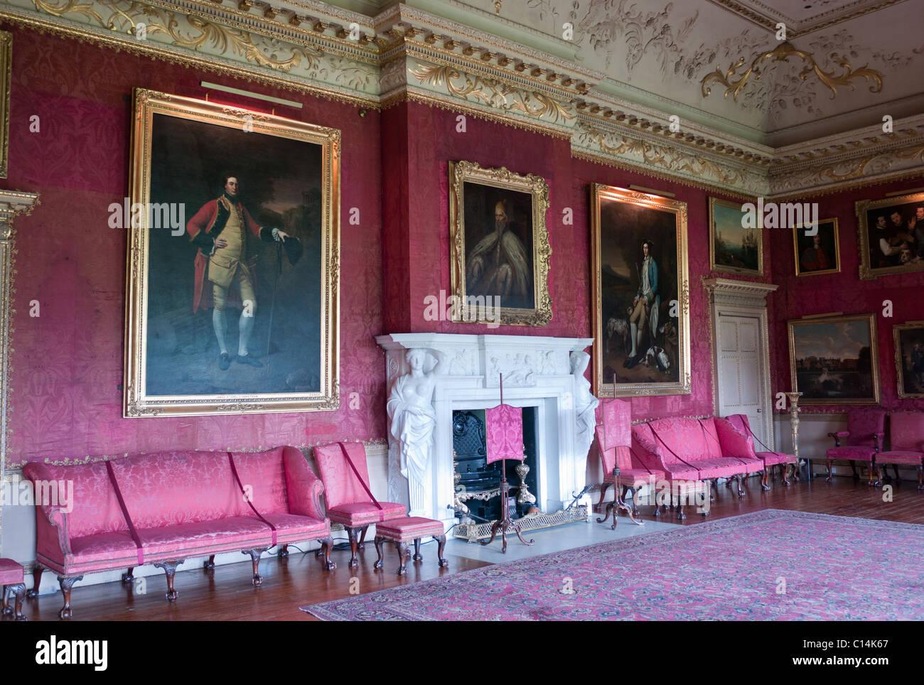 HOPETOUN HOUSE  EDINBURGH SCOTLAND  UNITED KINGDOM Stock Photo