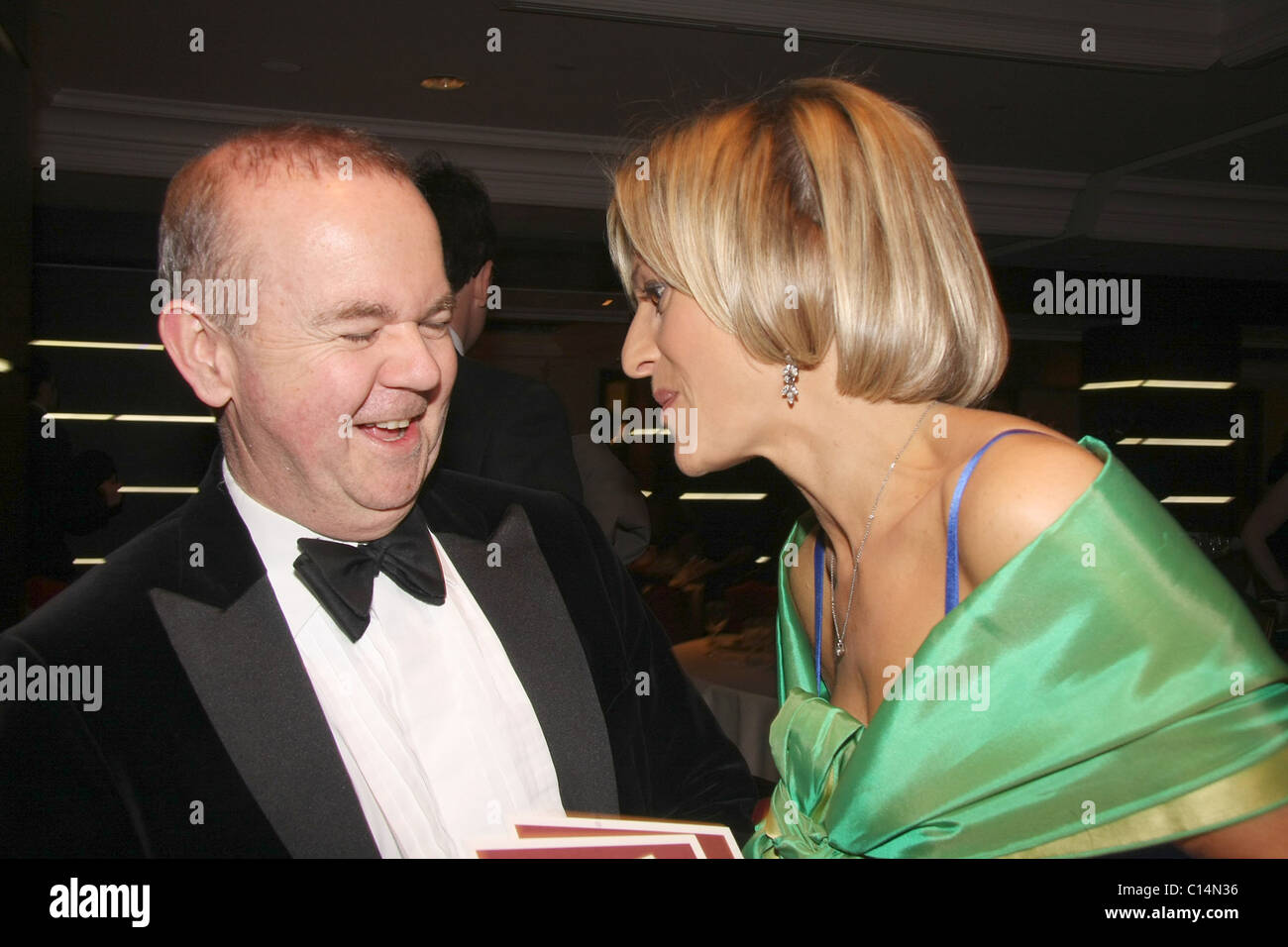 Emily Maitlis Wallpaper: Ian Hislop And Emily Hislop Stock Photos & Ian Hislop And