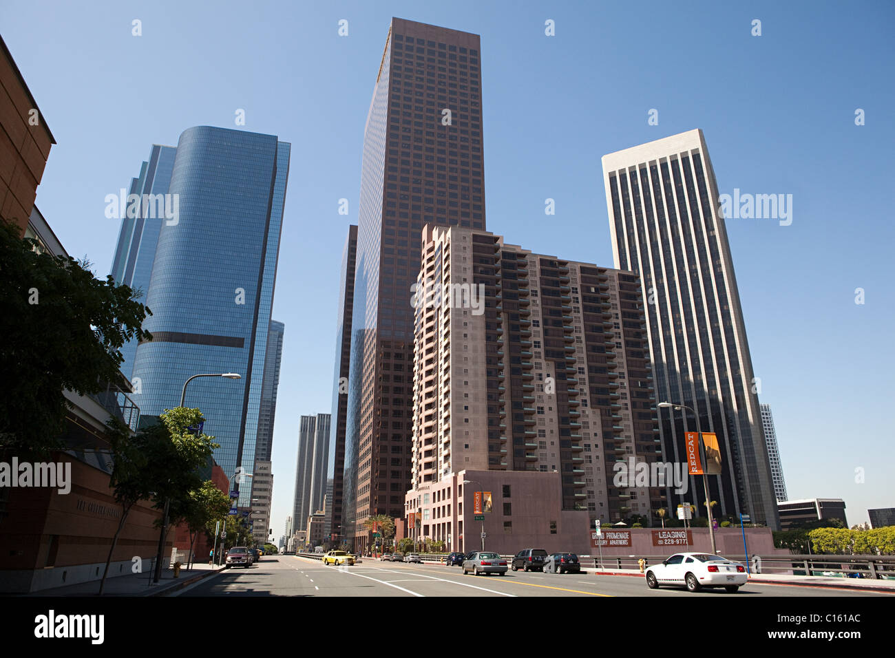 Museum of Contemporary Art, Downtown LA, Los Angeles County, California, USA - Stock Image