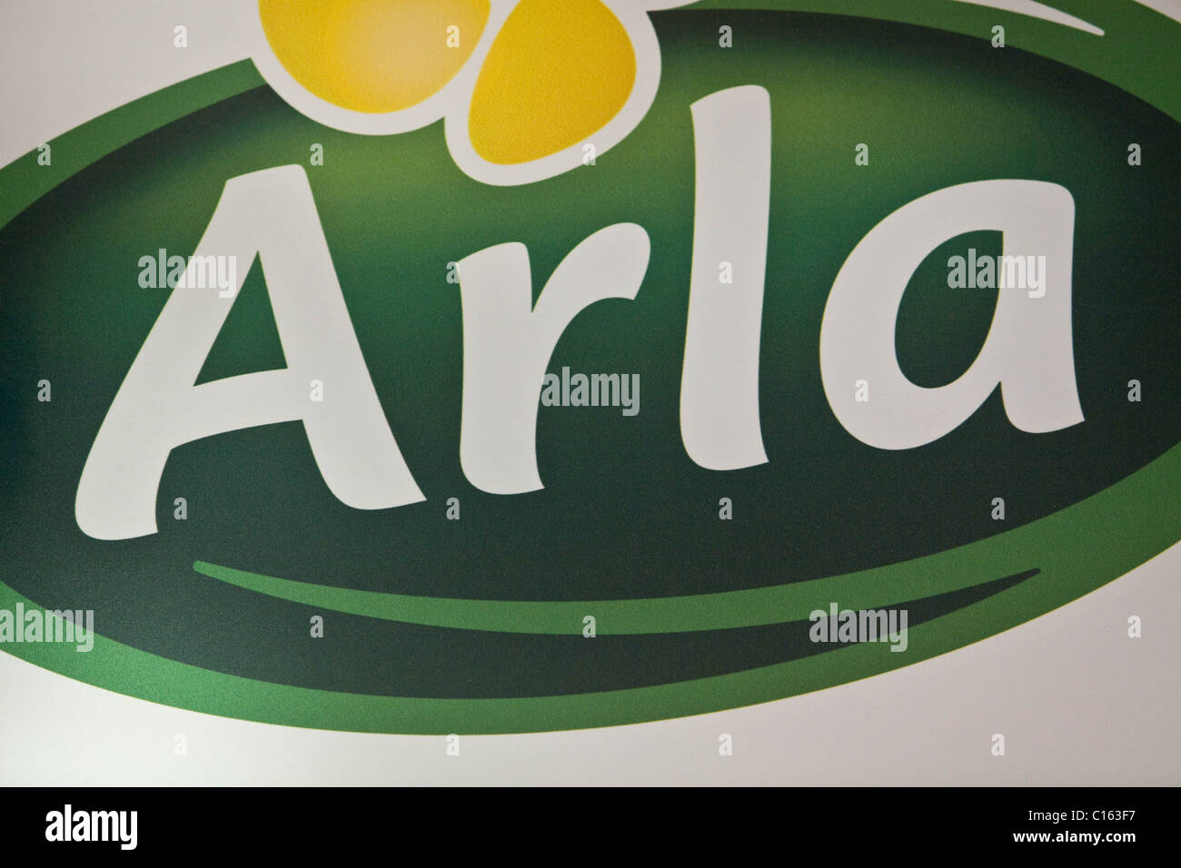 Arla Foods Milk Partnership - Stock Image