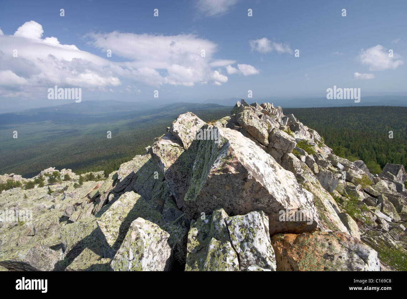 Mount Taganay in the Urals: ridges, peaks, interesting facts 61