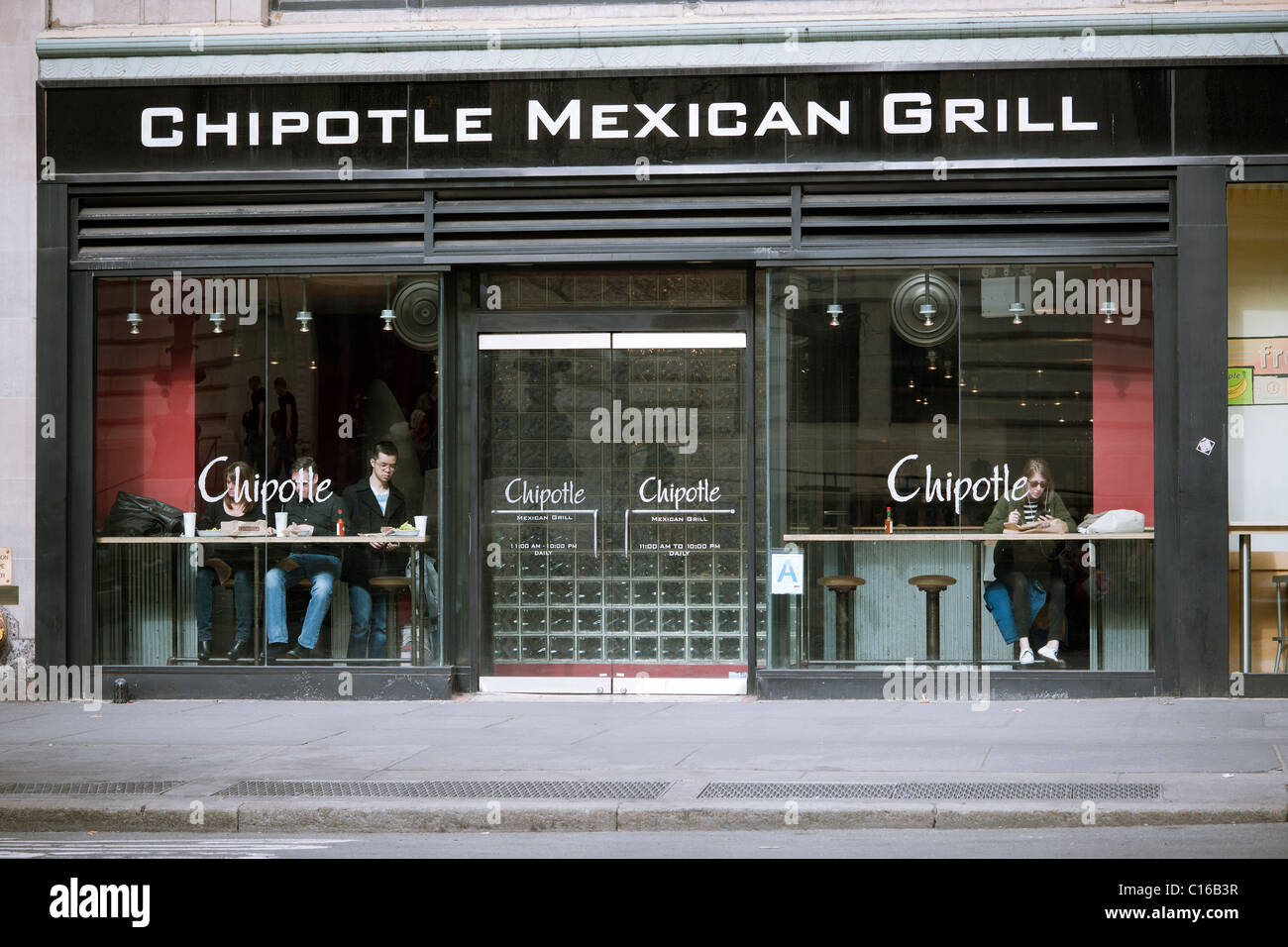 Chipotle Mexican Grill Stock Photos Chipotle Mexican Grill Stock