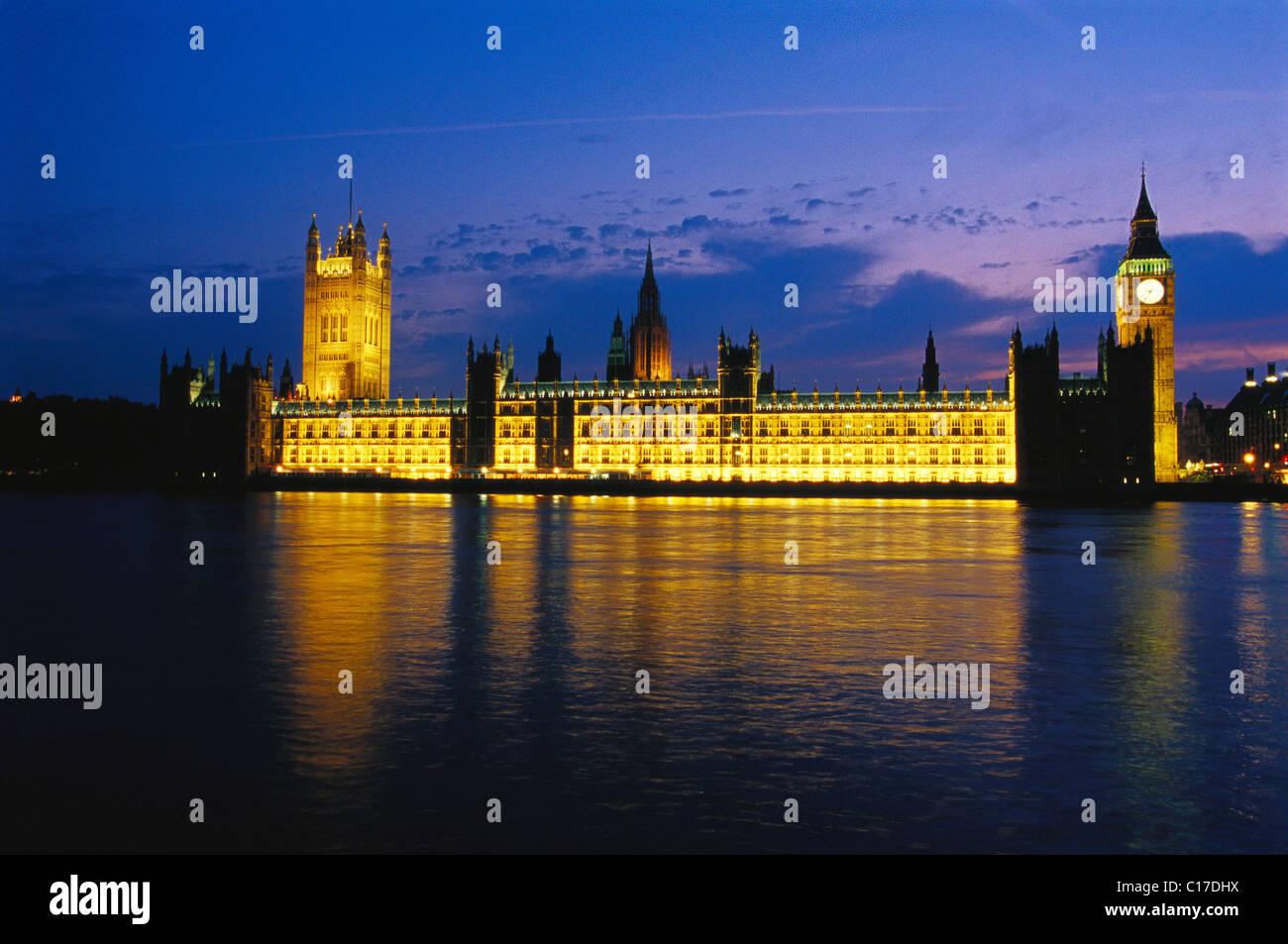 NPM-64542 : House of Parliament ; London ; UK United Kingdom England Europe - Stock Image