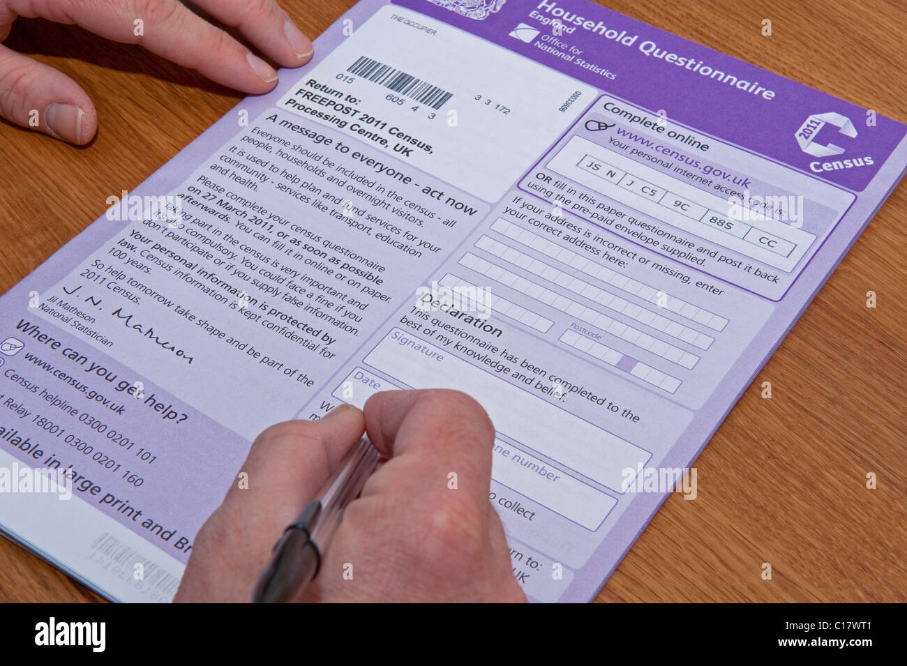 mandatory long form census forms - HD1300×955