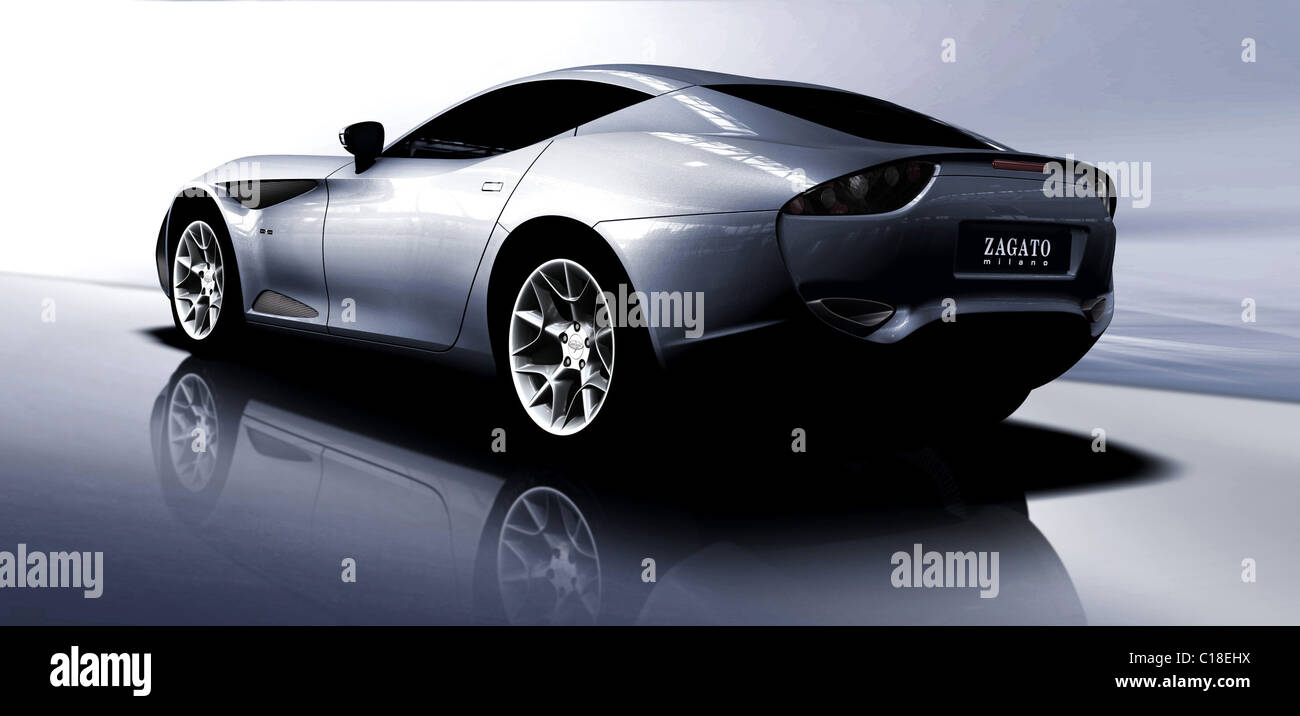 Superhot Perana Z-One to debut at Geneva The good looks of the Z-One ...