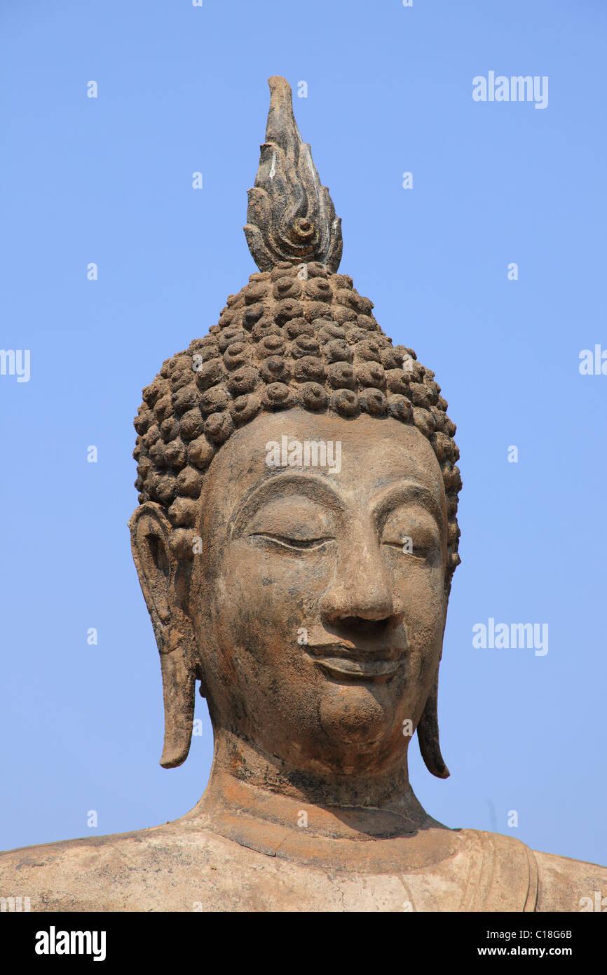 Sukhothai, historical site in Thailand Stock Photo