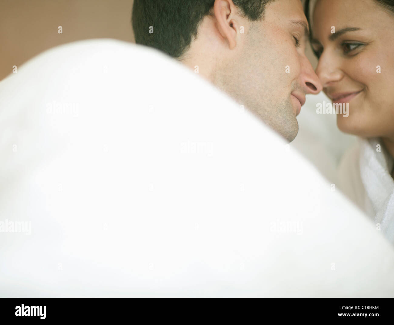 Couple in love - Stock Image