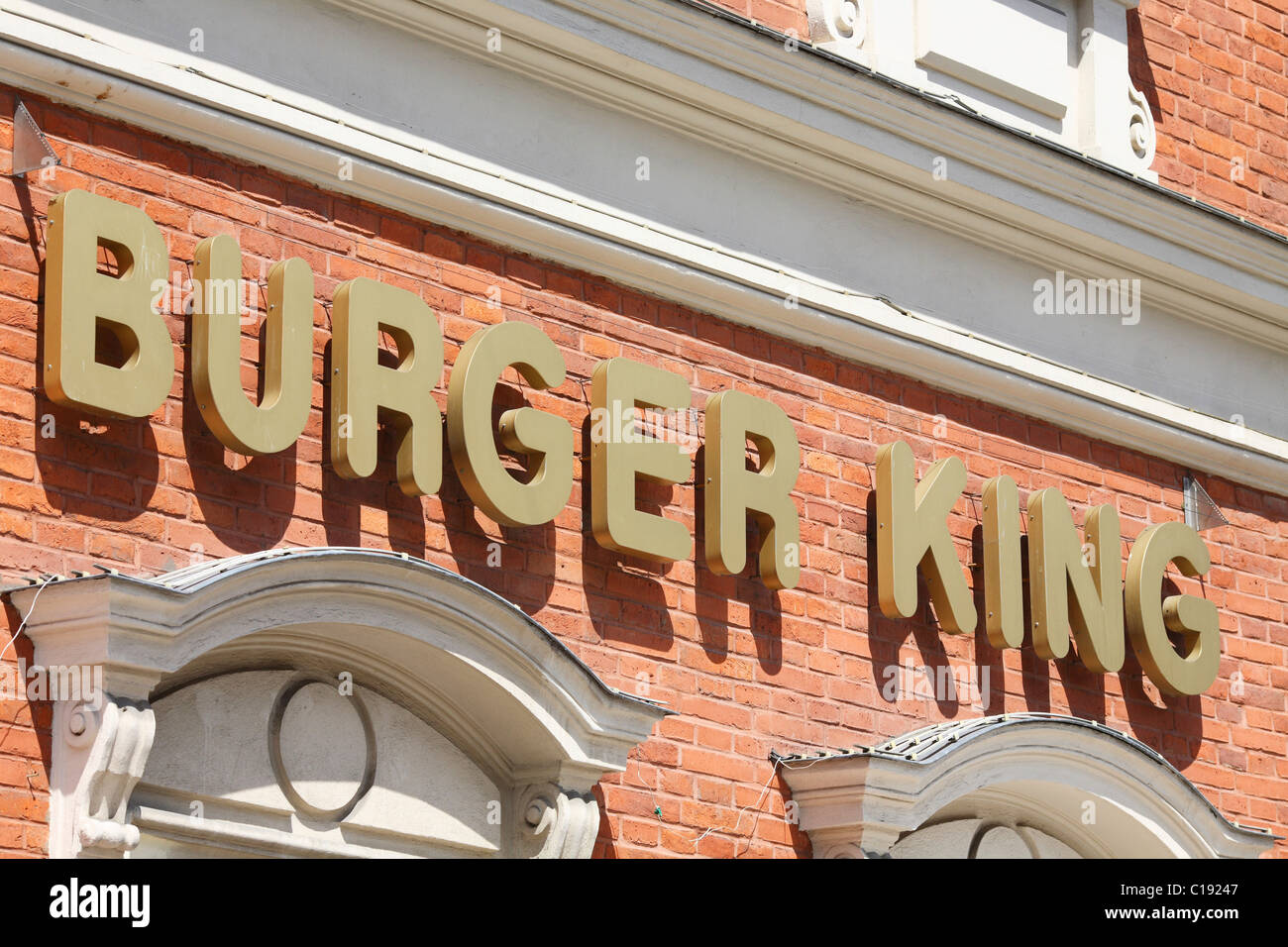 munich germany german burger king stock photos munich germany german burger king stock images. Black Bedroom Furniture Sets. Home Design Ideas
