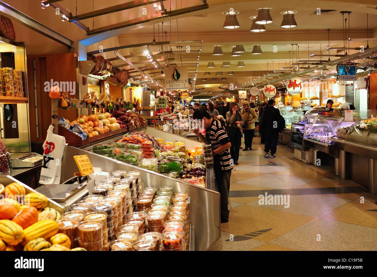 Food Market Grand Central Station