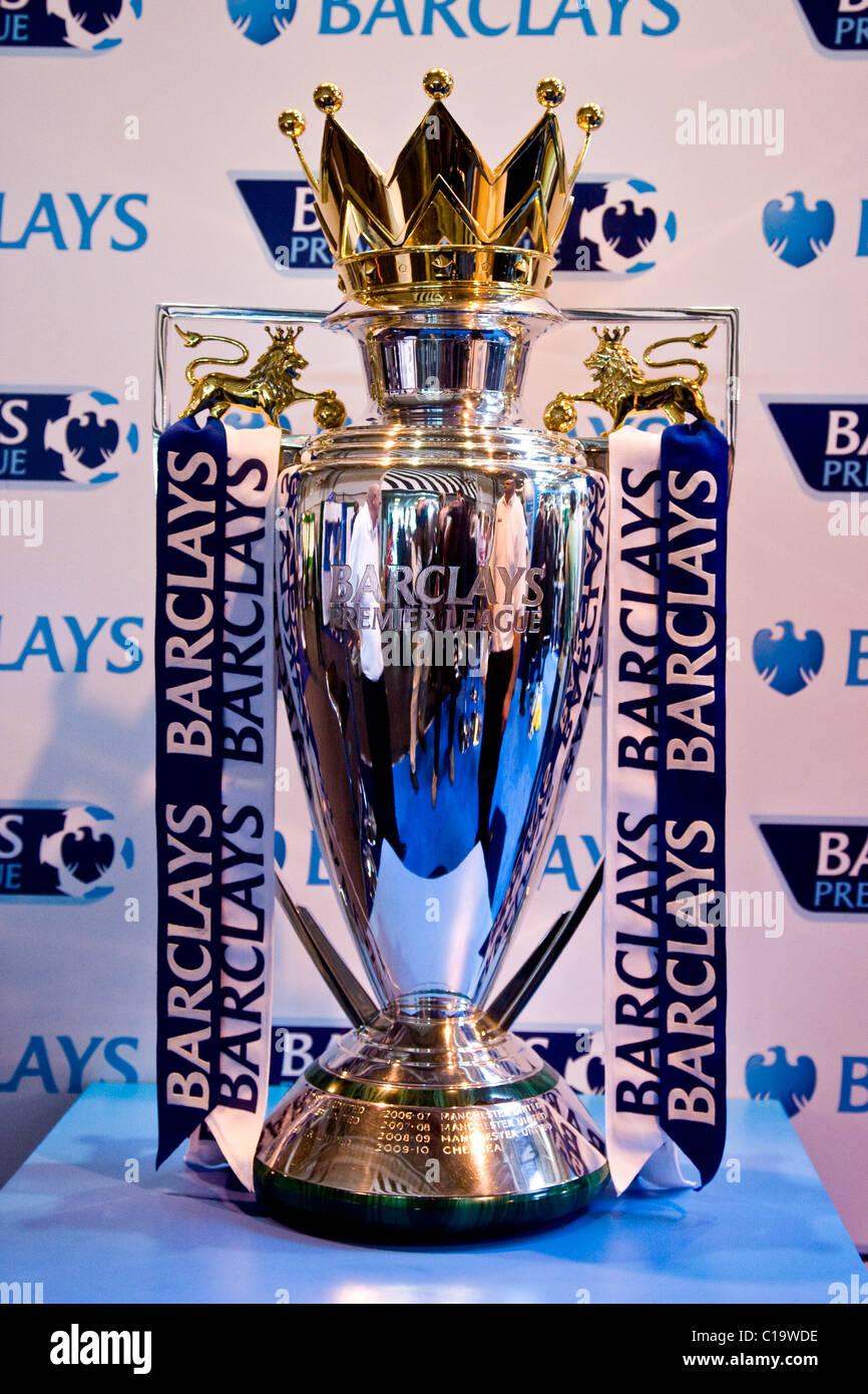 Barclays Premier League Champion Cup - Stock Image