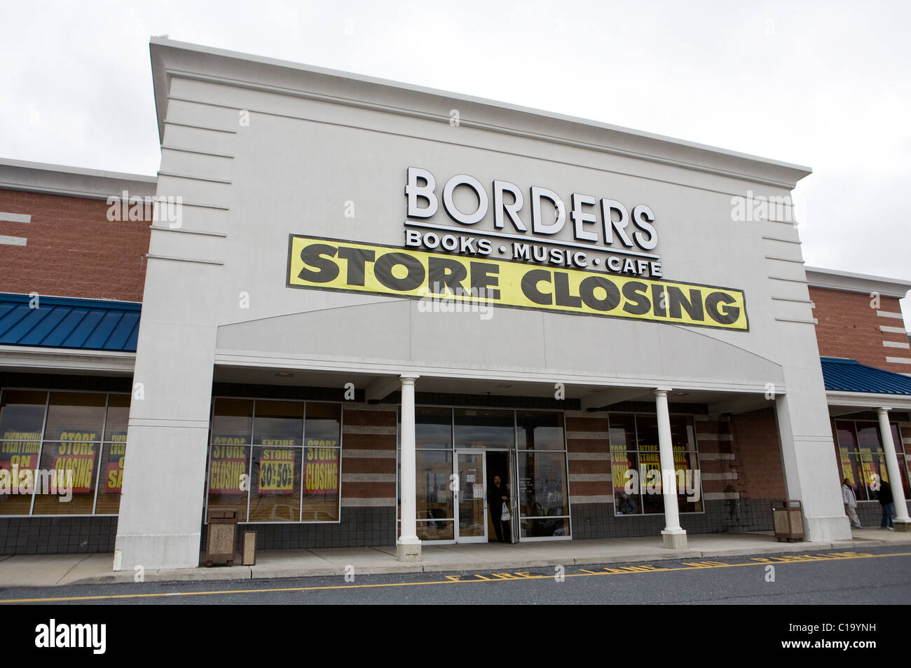 Borders Book Store Stock Photos Amp Borders Book Store Stock