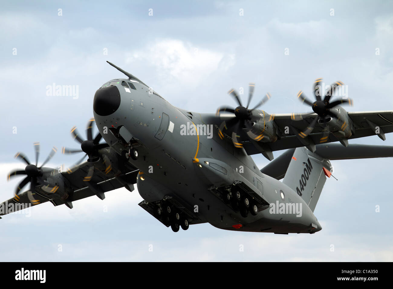 Airbus Military A400M Tactical Transport Aircraft - Stock Image