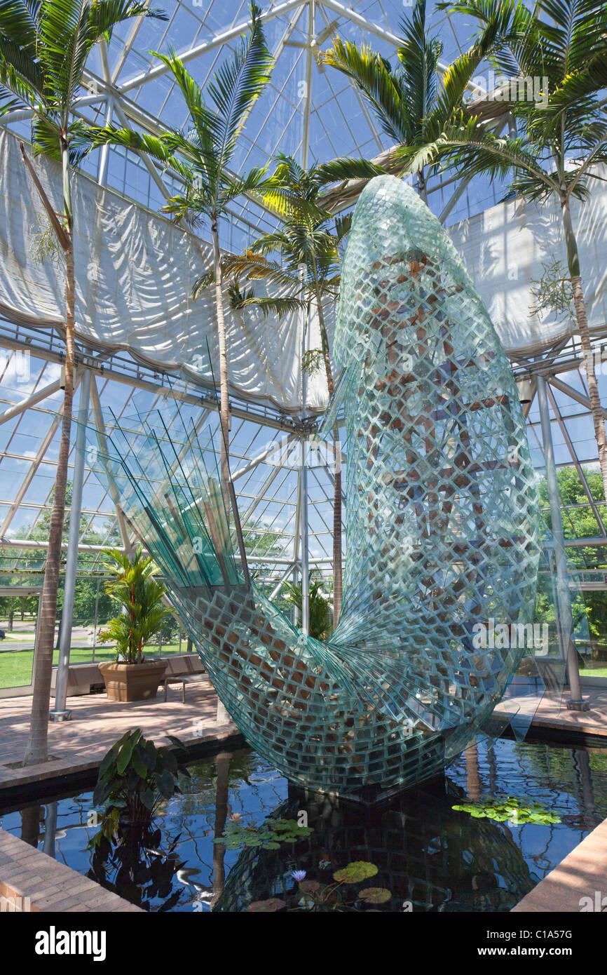 Glass sculpture stock photos glass sculpture stock - Walker art center sculpture garden ...