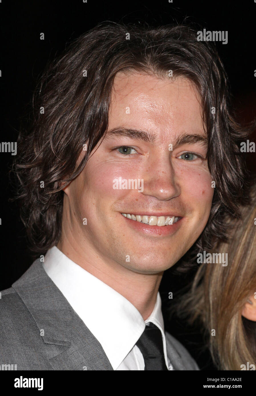 Tom Wisdom World Premiere of 'The Boat That Rocked' held at The ...
